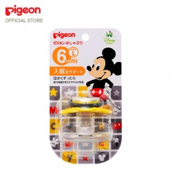 Pigeon Pacifier L (6 month+) Mickey 13356