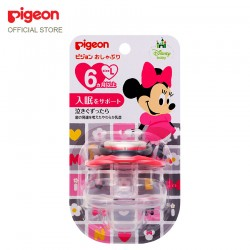 Pigeon Pacifier L (6 month+) Minnie 13359