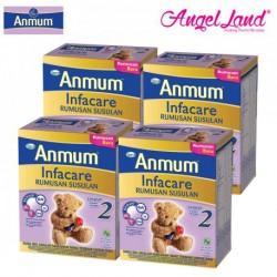Anmum Infacare Step 2 (6-18month) 650g (4 packs)