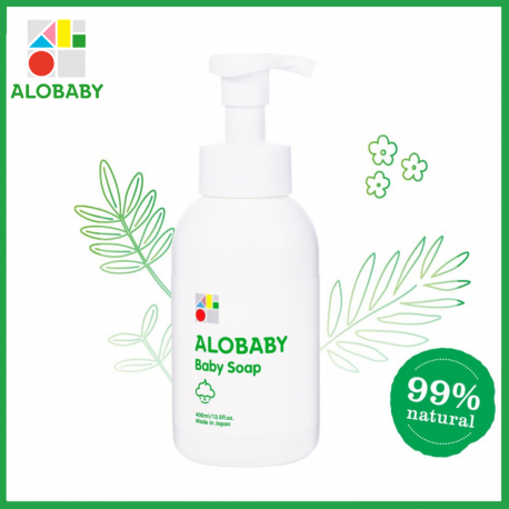 Alobaby Baby Soap 400ml