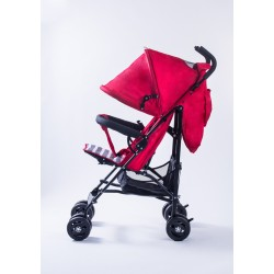 Anakku Comfort Umbrella Fold Buggy (U200 Red)