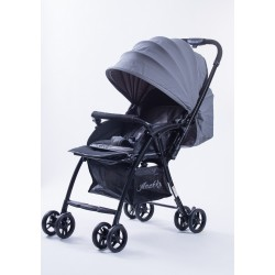 Anakku AK Double Facing Stroller (171-170 Grey)