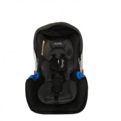 Anakku Aluminium Car Seat Group 0+ (161-419 Black)