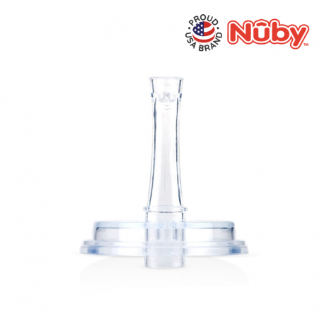 Nuby 1pk Replacement Silicone Straw (Fits NB10223)