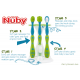 Nuby Tooth And Gum Care 3Pcs