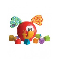 Playgro Jerry Class Elephant Shape Sorter