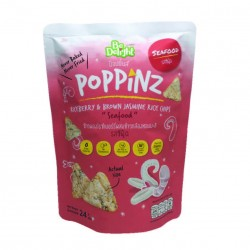 Be Delight Poppinz Rice Chips (Seafood)