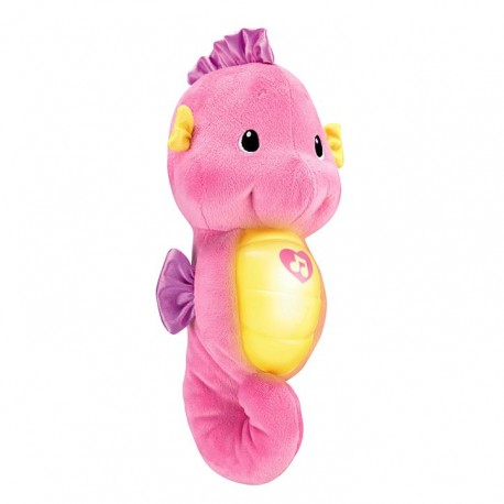 Fisher Price Soothe and Glow Seahorse (Pink)