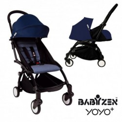 Babyzen Yoyo+ 0+ and 6+ Black Frame Air France