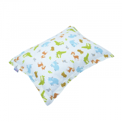 Babylove 100% Cotton Premium Pillow XXL (Sang Kancil and Friends)