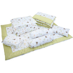 Babylove 7 in 1 Bedding Set