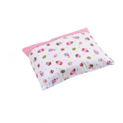 Babylove 100% Cotton Premium Pillow XXL (Yummy Cupcake)