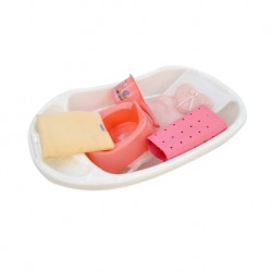 Babylove Bath Set 6 in 1 Combo