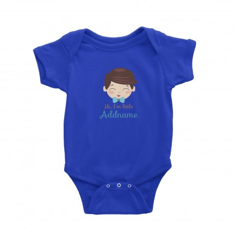 Babywears.my Watercolour Cute Princess Elephant with Addname T-Shirt  Animal For Girls Personalizable Designs