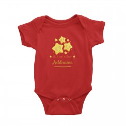 Babywears.my Cute Stars Hi I Am A Star Addname T-Shirt Personalizable Designs Newborn