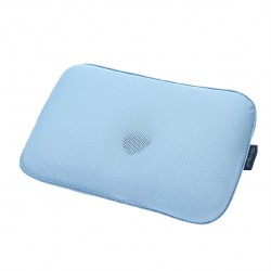 GioPillow Baby Pillow ( Size S ) Ice Blue