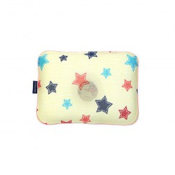 GioPillow Baby Pillow ( Size M ) Yellow Star