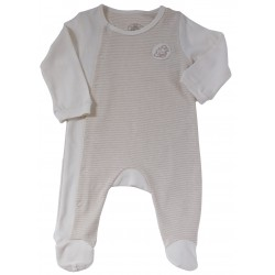 Bebeganic Baby Long Sleeve Body Suit Set 4