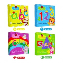 BabeSteps Intelligent Cloth Book