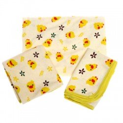 BabeSteps Waterproof Washable Diaper Changing Mat Pad (M)