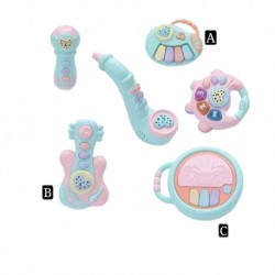 BabeSteps Baby Music Rattle Hand Drums - B433