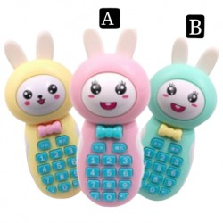 BabeSteps Baby Early Education Music Mobile Phone Toys - B448