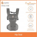 Ergobaby Hip Seat Six Position Baby Carriers (Galaxy Grey)