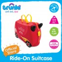 Trunki Ride-On Suitcase (Rocco)