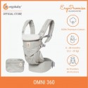 Ergobaby Omni 360 Baby Carrier All-in-One (Pearl Grey)