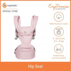 Ergobaby 6 Position Hipseat Hello Kitty Carrier (Play Time)