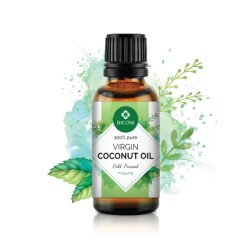Biconi Virgin Coconut Oil (100% Cold Pressed) 50ml