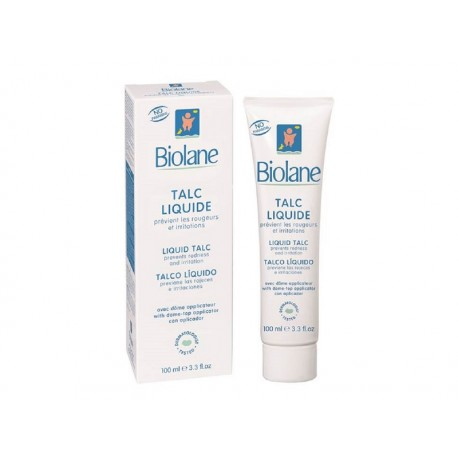Biolane Liquid Talc 100ml