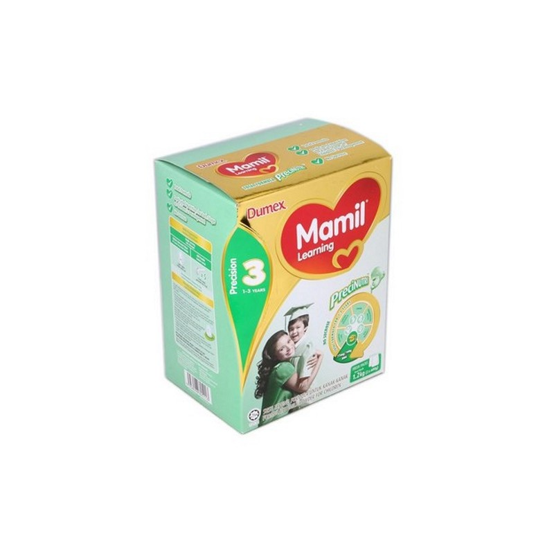 Dumex Mamil Learning Step 3 Milk Powder 1 2kg Food