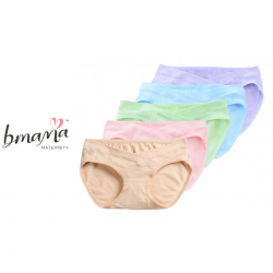 Bmama V-Shaped Belly Panties (Set Colour)