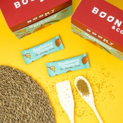 BoonY & Co Seaberry Crunch 12 Months Subscription Plan (30 sachets x 12 boxes, free 2 boxes) - Pre-order, ETA 1 November 2021