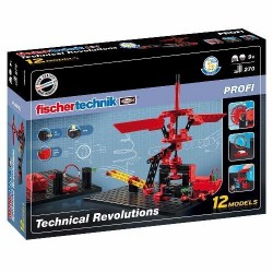 FischerTechnik Technical Revolutions (Black)