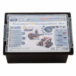 FischerTechnik Robotics Competition Lab (Black)