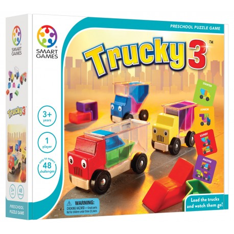 Smart Games Trunky 3