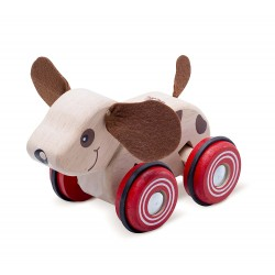 Wonder World Wheely Puppy