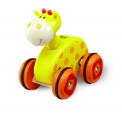 Wonder World Wheely Giraffe