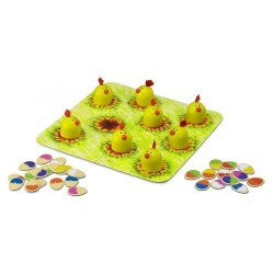 Wonder Tots World Chicky Memory Game