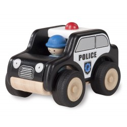 Wonder World Mini Patrol Car