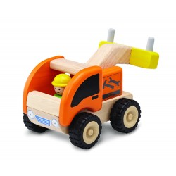 Wonder World Mini Tow Truck