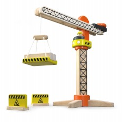 Wonder World Mini Tower Crane