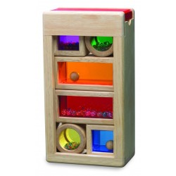 Wonder World Rainbow Sound Blocks