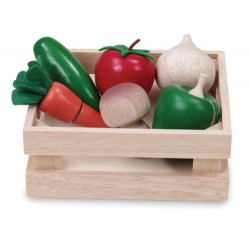 Wonder World Veggies Basket