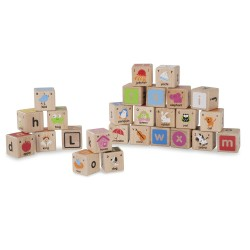 Wonder World Wonder ABC Blocks