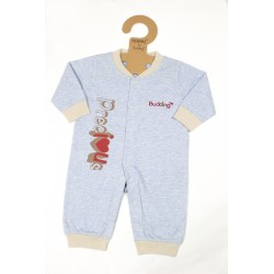 Budding Baby Anti-Mosquito Apparel Jumper Boy - Blue