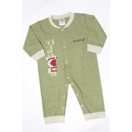 NOMOS Anti-Mosquito Apparel Jumper Boy - Green