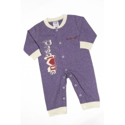 Budding Baby Anti-Mosquito Apparel Jumper Boy - Purple